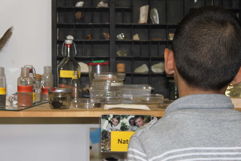 Lernwerkstatt Naturecke