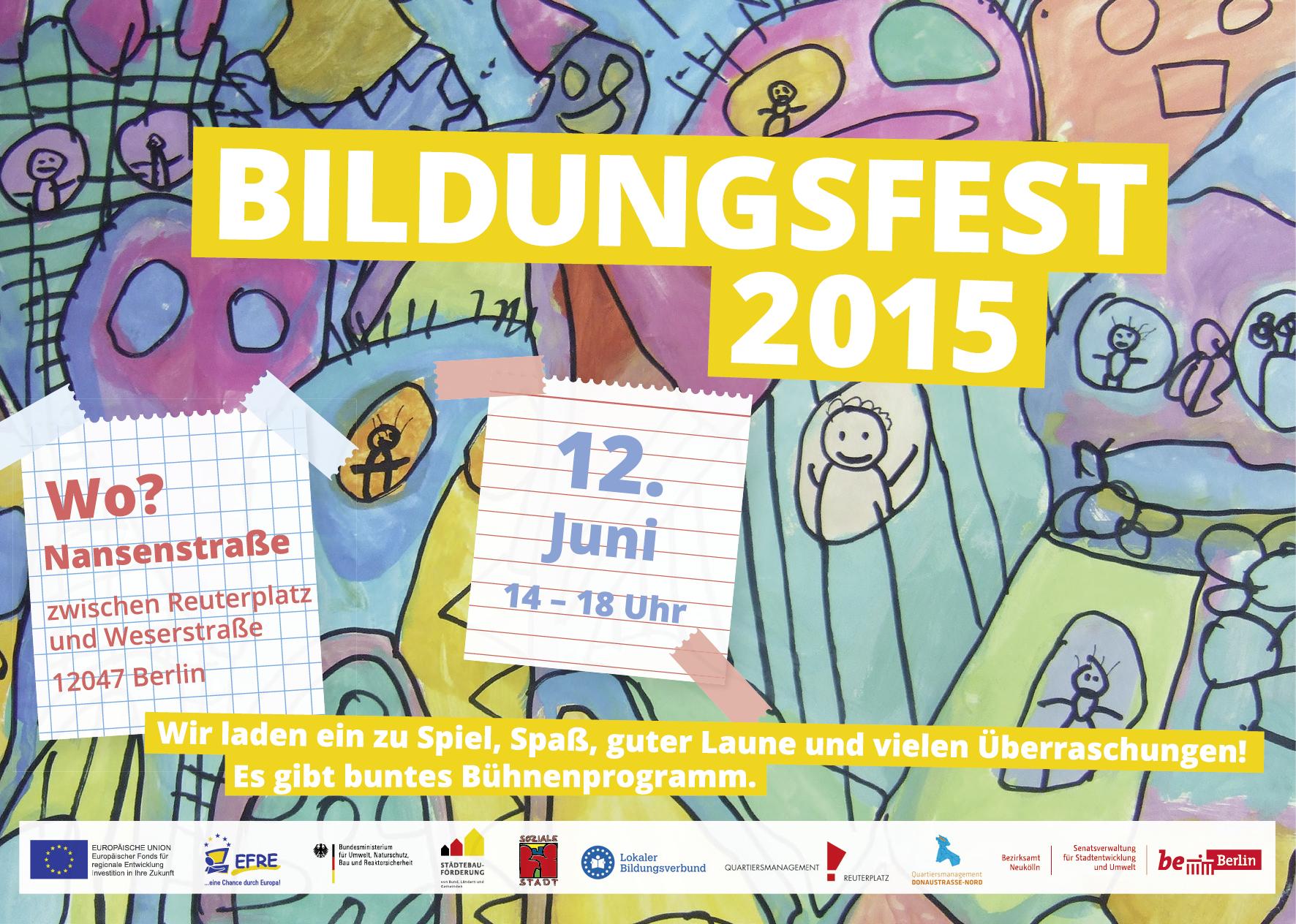 Flyer Bildungsfest_2015